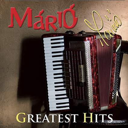 Márió - Greatest Hits CD