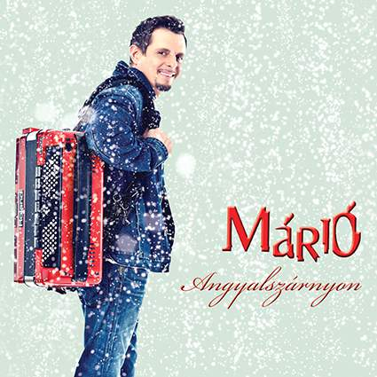 Márió - Angyalszárnyon CD