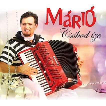 Márió - Csókod íze CD