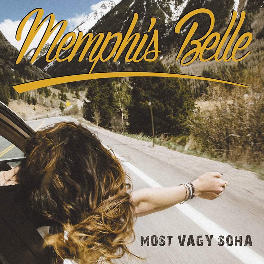 Memphis Belle - Most Vagy Soha CD