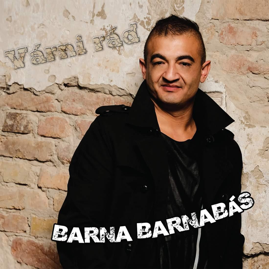 Barna Barnabás - Várni rád